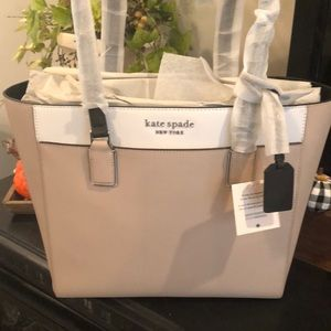 NWT Kate Spade Tote and Wallet